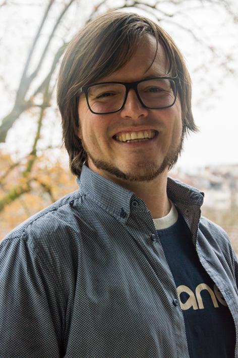 Cevi Region Bern, Vorstand, Matthias Buntschu