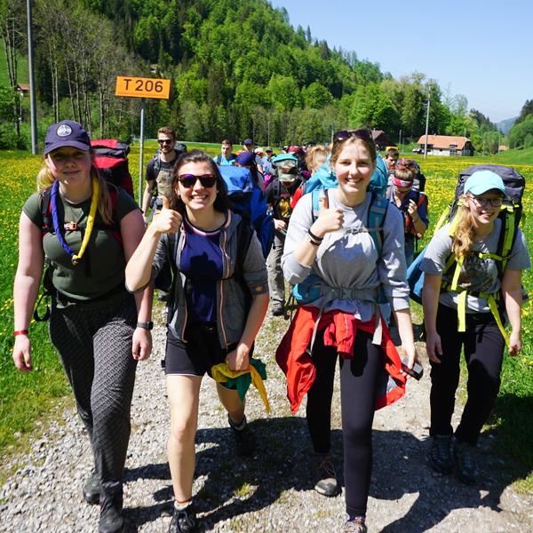 Cevi Region Bern, AL-Einstiegsevent