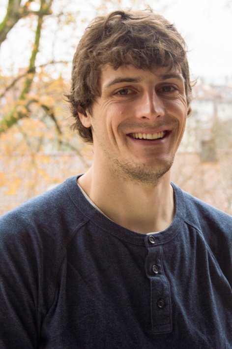 Cevi Region Bern, Fachgruppe Praevention, Lucas Brügger