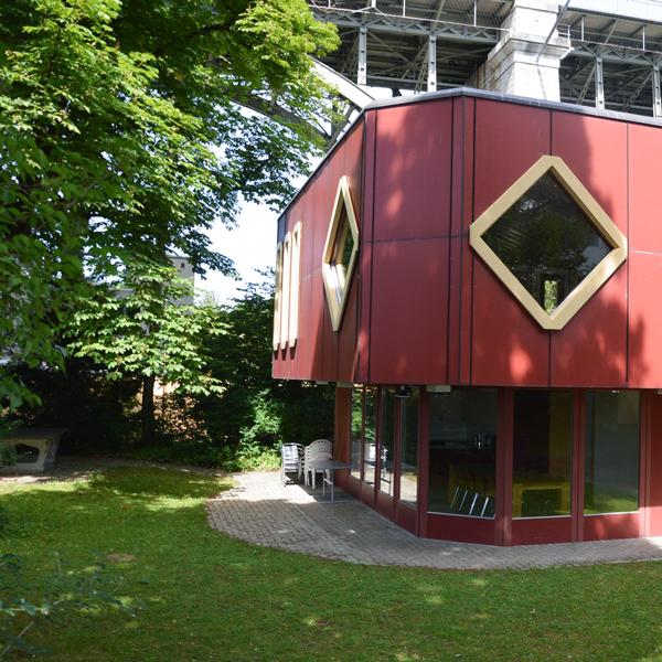 Cevi Region Bern, Vermietung, Pavillon