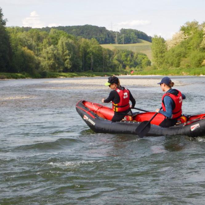 Cevi Region Bern, Kursangebot, J+S Weiterbildung Sicherheitsbereich Wasser