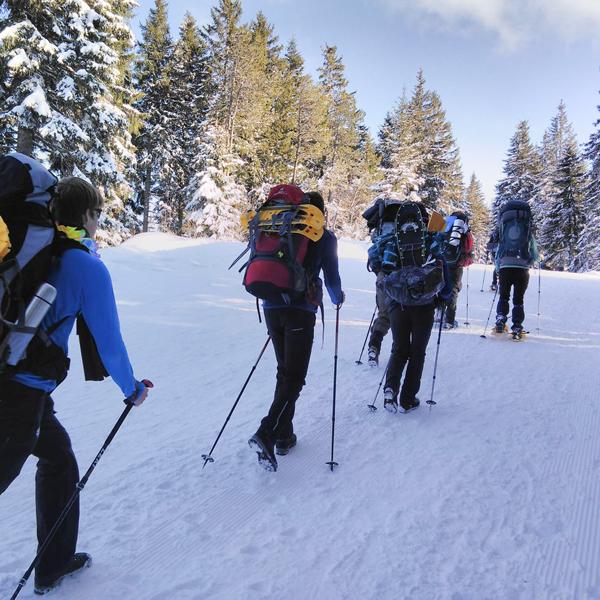 Cevi Region Bern, Kursangebot, J+S Weiterbildung Sicherheitsbereich Winter