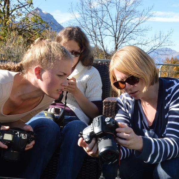 Cevi Region Bern, Kursangebot, Talentkurs Film und Foto