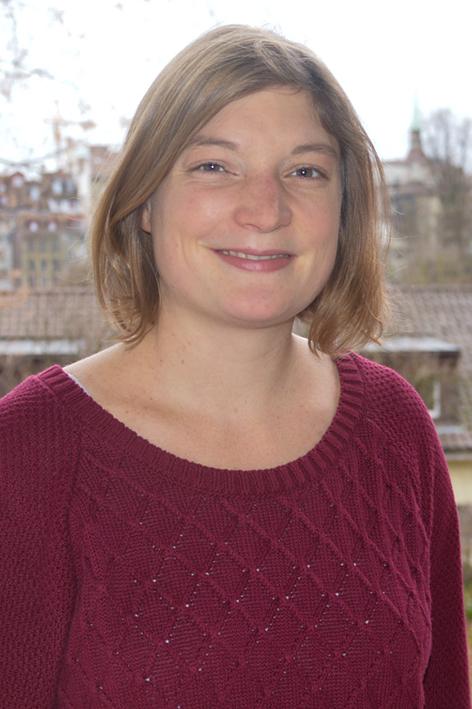 Cevi Region Bern, Vorstand, Annelies Feldmann
