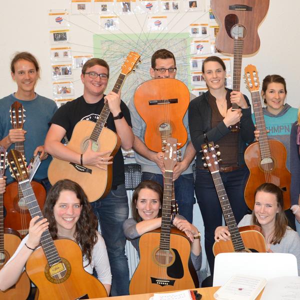 Cevi Region Bern, Gitarrenkurs