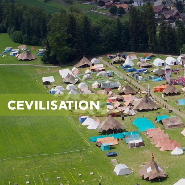 Cevi Region Bern, Cevilisation