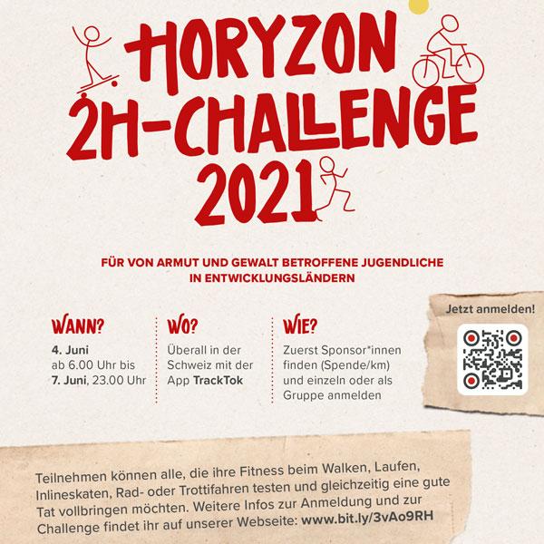 Cevi Region Bern, Horyzon 2h Callenge 2021